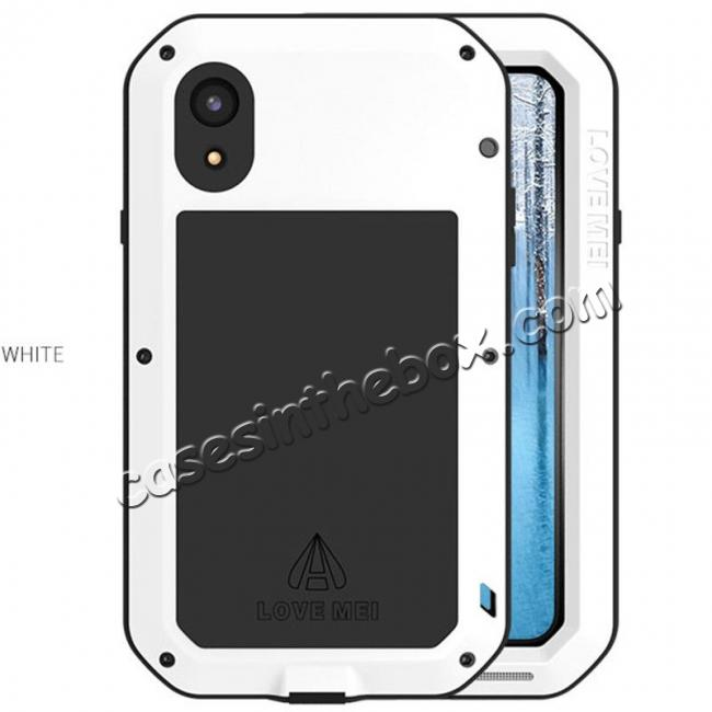 top quality Waterproof Aluminum Gorilla Metal Cover Case For iPhone XS XR XS Max X 5 5S 6&6S 7 8 Plus