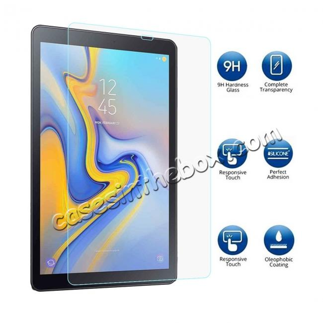 discount Premium Tempered Glass Screen Protector For Samsung Galaxy Tab A 10.5 T590/T595