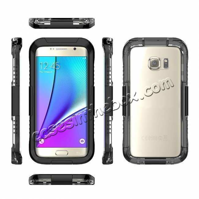 top quality Waterproof Shockproof Dirtproof Hard Cover Case For Samsung Galaxy S9 Note 9 S8 Plus