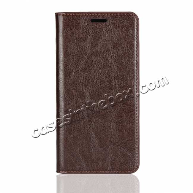 discount Magnetic Wallet Genuine Leather Case Cover For Samsung Galaxy A51 S10 S20 Ultra Plus