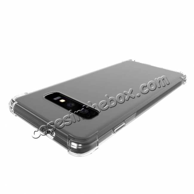 cheap For Samsung Galaxy S10 Plus Clear Slim Soft TPU Shockproof Case Cover