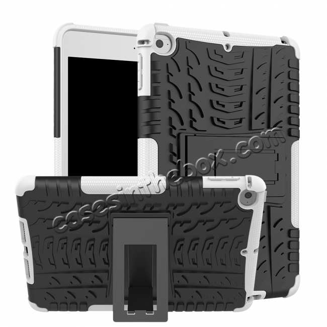 wholesale For iPad Mini 5 Case Shockproof Protective Cover - White