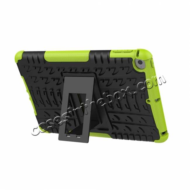 top quality For iPad Mini 5 Case Protection Shockproof Rugged Cover- Green