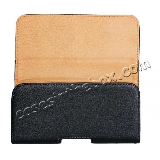 best price For Google Pixel 3a 4 XL Leather Case Horizontal Sleeve Belt Clip Pouch Holster