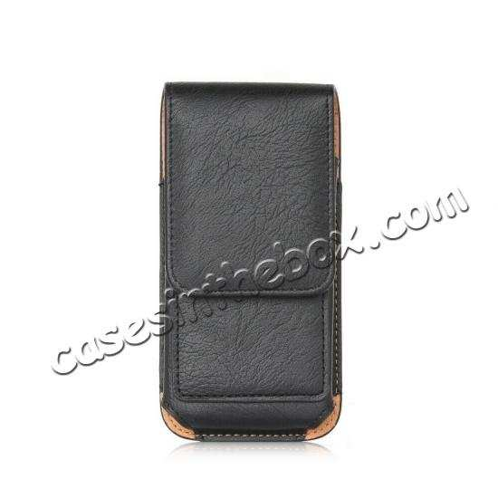 best price For OnePlus 7 Pro Leather Case Card Slot Wallet Belt Clip Loop Pouch Cover