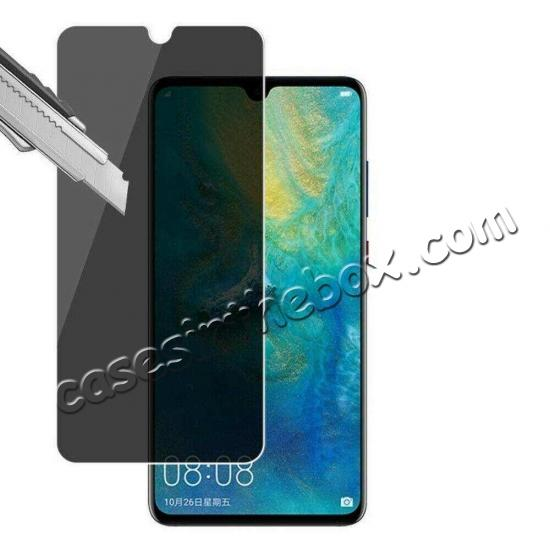 best price For OnePlus 7 Pro Privacy Screen Protector Premium Tempered Glass Film