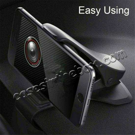 top quality Universal Car Dashboard Mount Holder Stand HUD Design Cradle for Cell Phone GPS