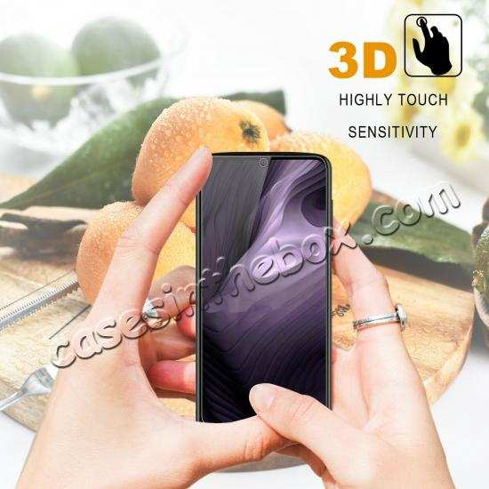 discount For Motorola Moto Z4 Clear 9H HD Tempered Glass Screen Protector Film Cover