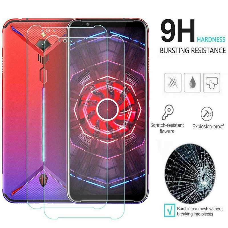 wholesale For Nubia Red Magic 3  9H Clear Premium Tempered Glass Screen Protector