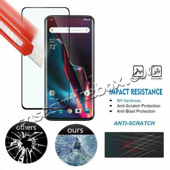 discount For OnePlus 7 Pro 3D Full Cover Tempered Glass Screen Protector