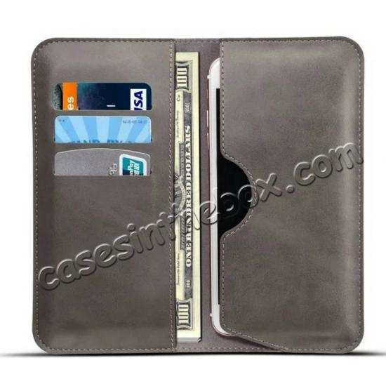 cheap For OnePlus 7 Pro Wallet Case Card Pocket Holder Leather Flip Cover
