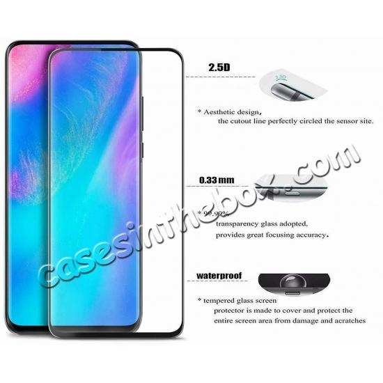 top quality For Xiaomi Mi 9T 9H Full Cover Curved Tempered Glass Screen Protector