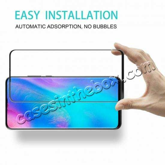 best price For Xiaomi Mi 9T 9H Full Cover Curved Tempered Glass Screen Protector