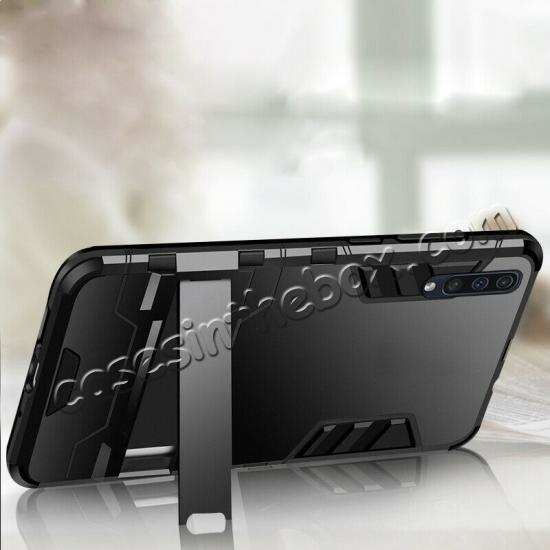 top quality For Samsung Galaxy A50 Hybrid Armor Case Hard Shockproof Cover