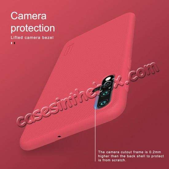 low price For Huawei Nova 5/Nova 5 Pro NILLKIN Slim Hard Plastic Shield Back Cover Case