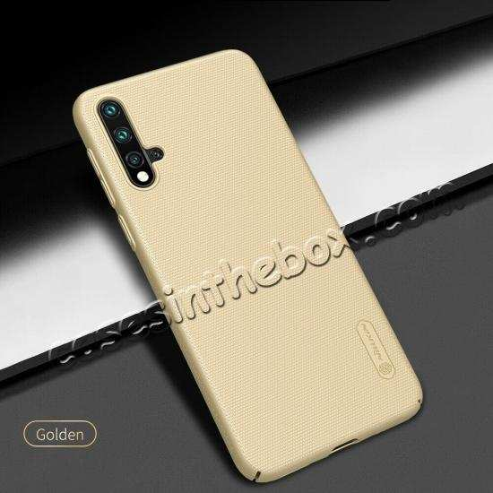china wholesale For Huawei Nova 5/Nova 5 Pro NILLKIN Slim Hard Plastic Shield Back Cover Case