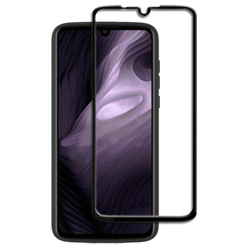 wholesale For Motorola Moto Z4 - Full Cover Tempered Glass Screen Protector