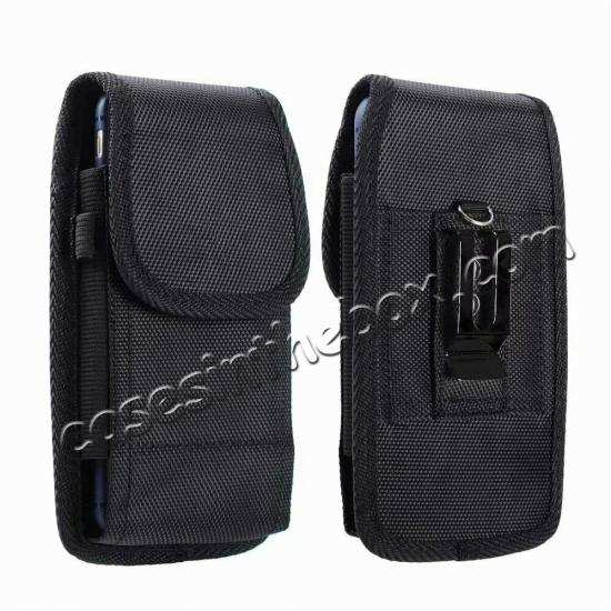 discount For Motorola Moto Z4 Horizontal Carrying Vertical Pouch Case Cover With Belt Clip Holster