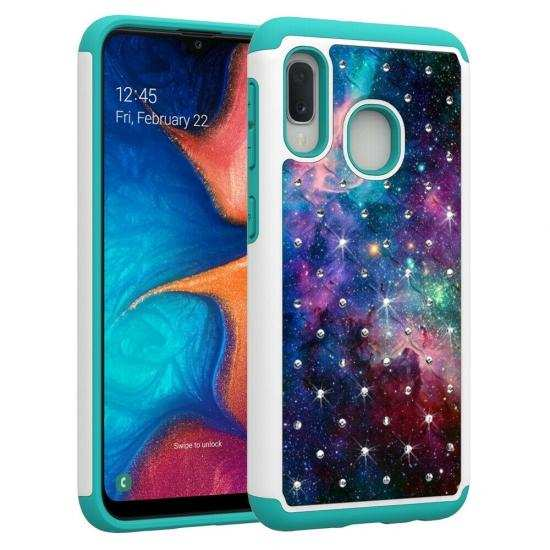 wholesale For Samsung Galaxy A10e Shockproof Rugged Armor Case Cover