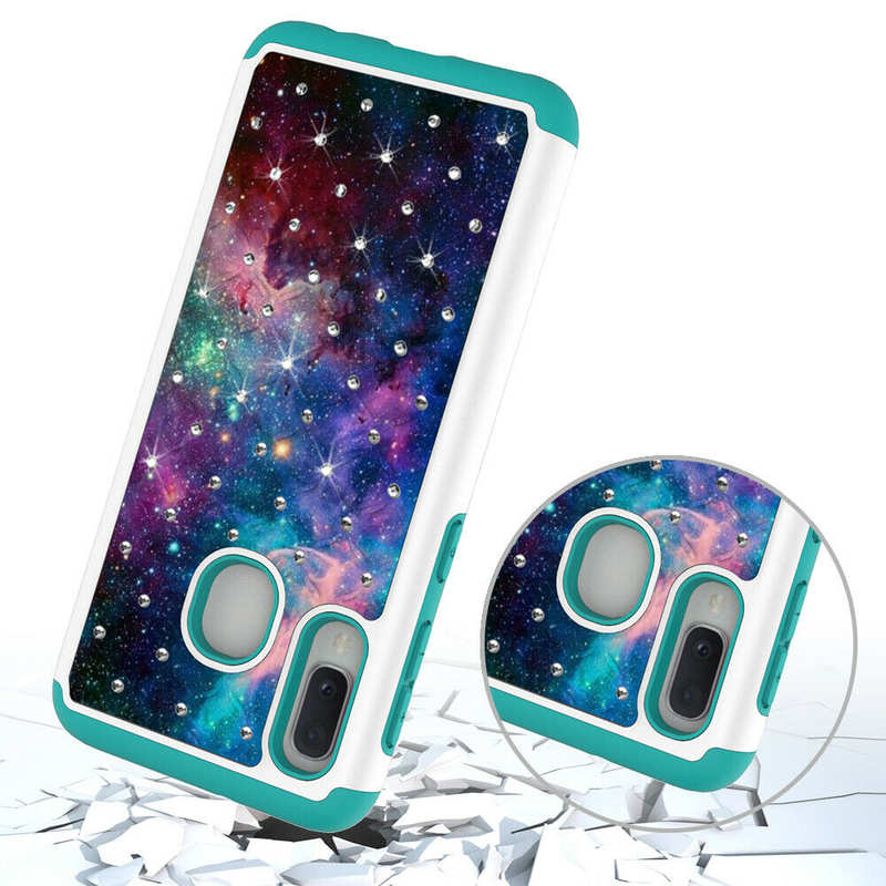 top quality For Samsung Galaxy A10e Shockproof Rugged Armor Case Cover