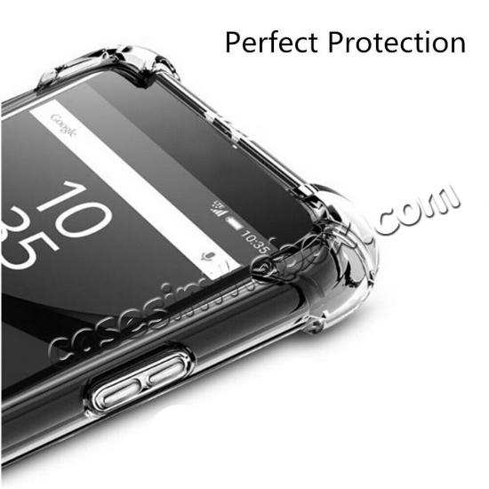 cheap For Samsung Galaxy A50 Shockproof Rubber Clear Slim Soft Shell Case Cover