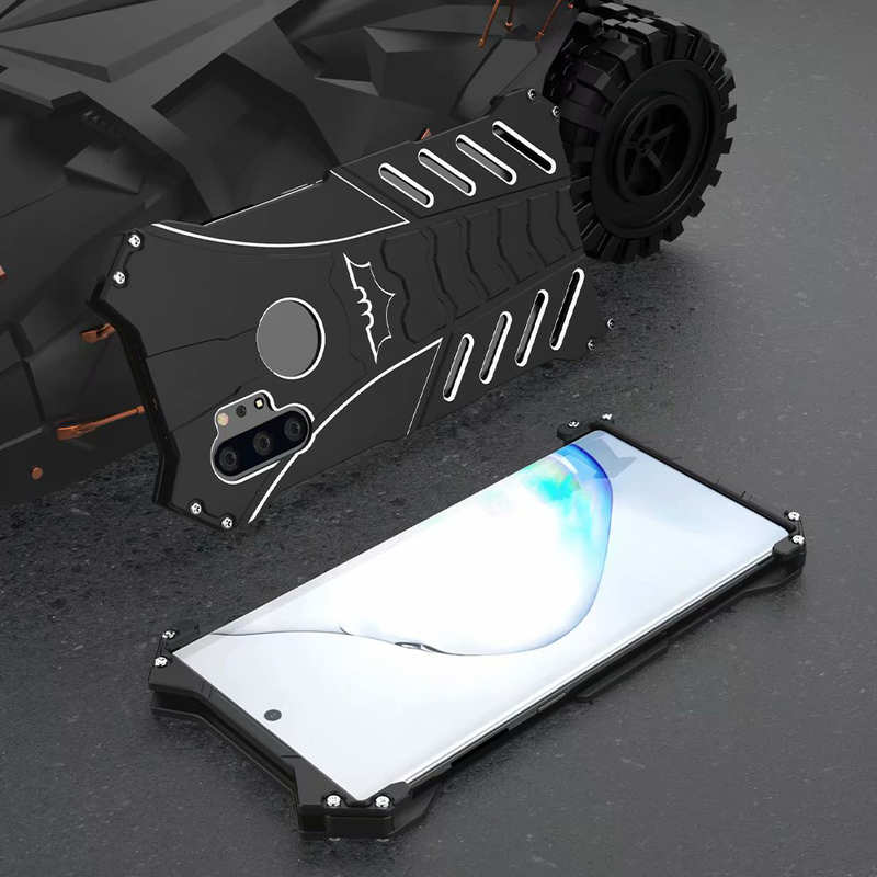 cheap Shockproof Aluminum Metal Case for Samsung Galaxy Note 10 Pro