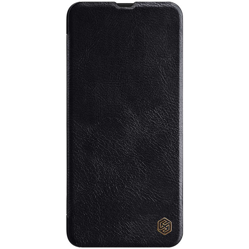wholesale Nillkin Qin Series Flip Leather Card Slot Case Cover For Samsung Galaxy A70S - Black