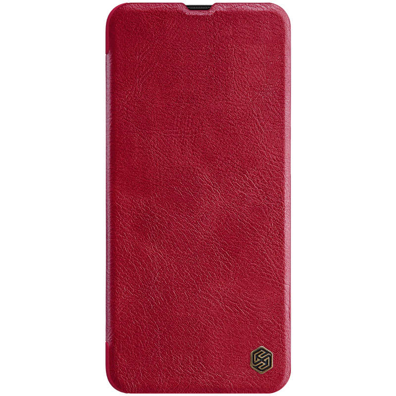 wholesale Nillkin Qin Series Flip Leather Card Slot Case Cover For Samsung Galaxy A70S - Red