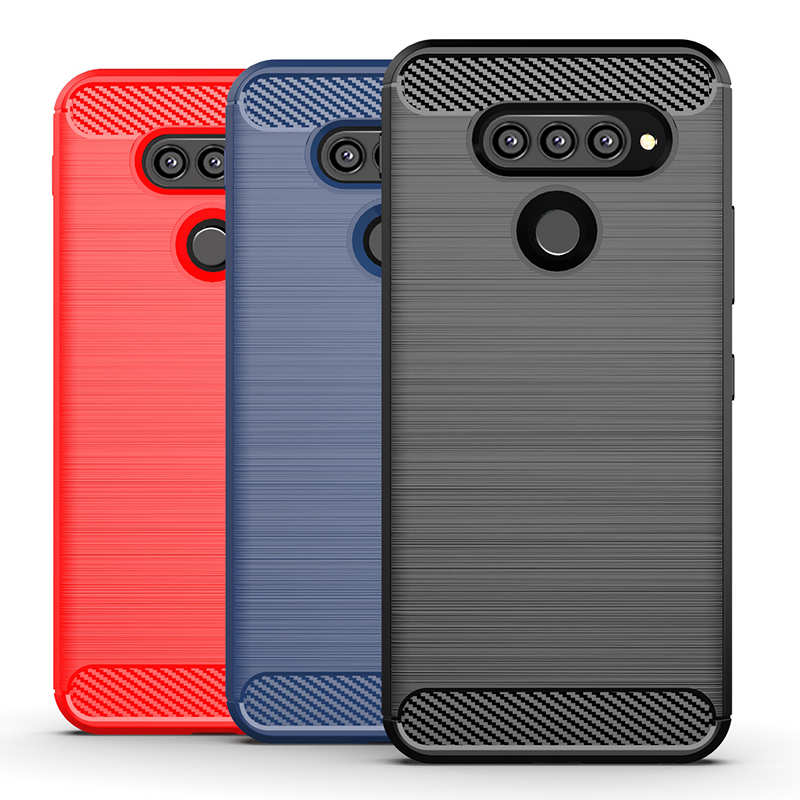 wholesale For LG G8 G8X G8S ThinQ Phone Soft Tpu Case Cover