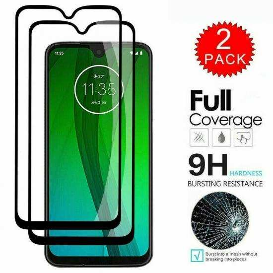 wholesale For LG Stylo 6 K51 Reflect V60 FULL Coverage 9H Tempered Glass Screen Protector[2-Pack]