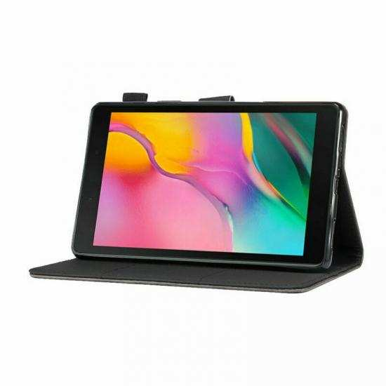 china wholesale For Samsung Galaxy Tab A7 10.4 Case Leather Folio Stand Flip Cover