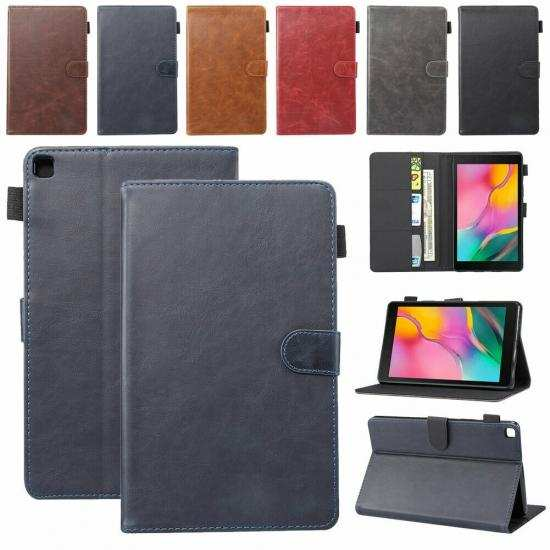 wholesale For Samsung Galaxy Tab A7 10.4 Case Leather Folio Stand Flip Cover