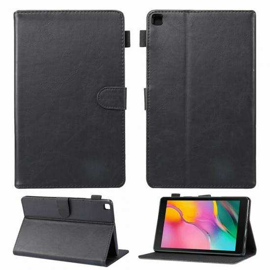 discount For Samsung Galaxy Tab A7 10.4 Case Leather Folio Stand Flip Cover