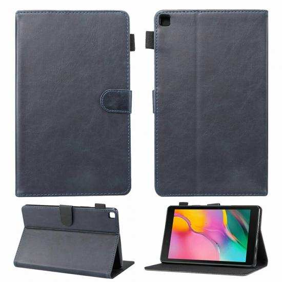 best price For Samsung Galaxy Tab A7 10.4 Case Leather Folio Stand Flip Cover