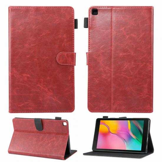 top quality For Samsung Galaxy Tab A7 10.4 Case Leather Folio Stand Flip Cover