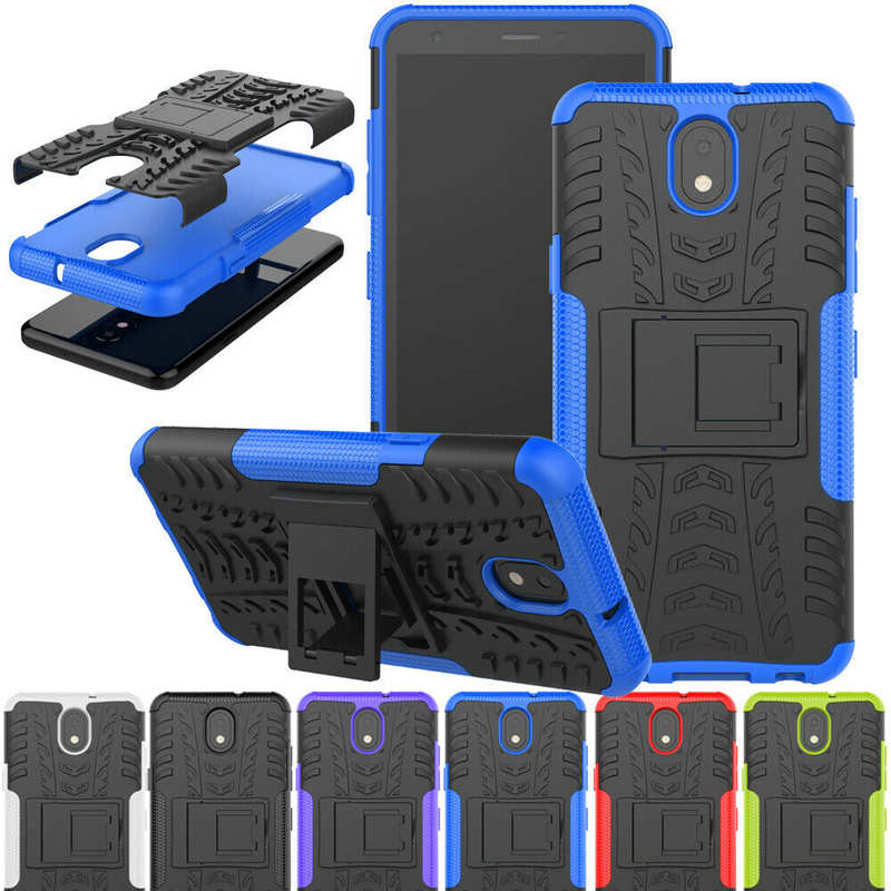 wholesale For LG Arena 2 - Case Shockproof Armor Hard Stand Cover