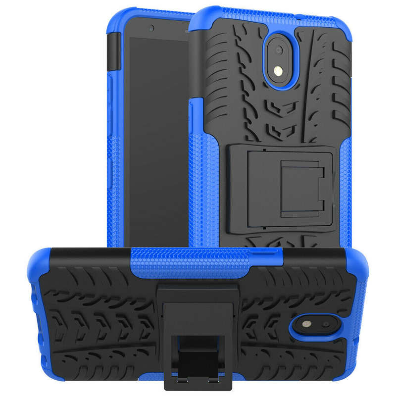 discount For LG Arena 2 - Case Shockproof Armor Hard Stand Cover
