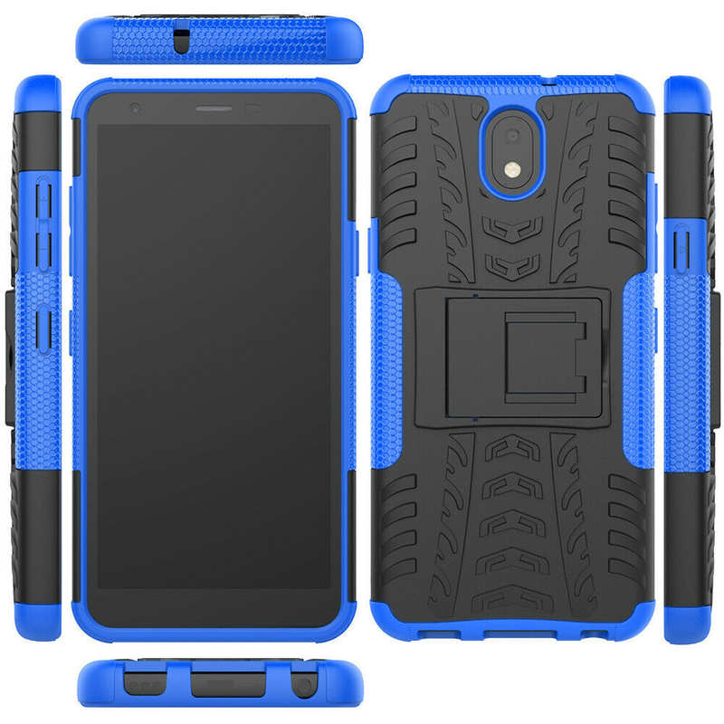 cheap For LG Arena 2 - Case Shockproof Armor Hard Stand Cover