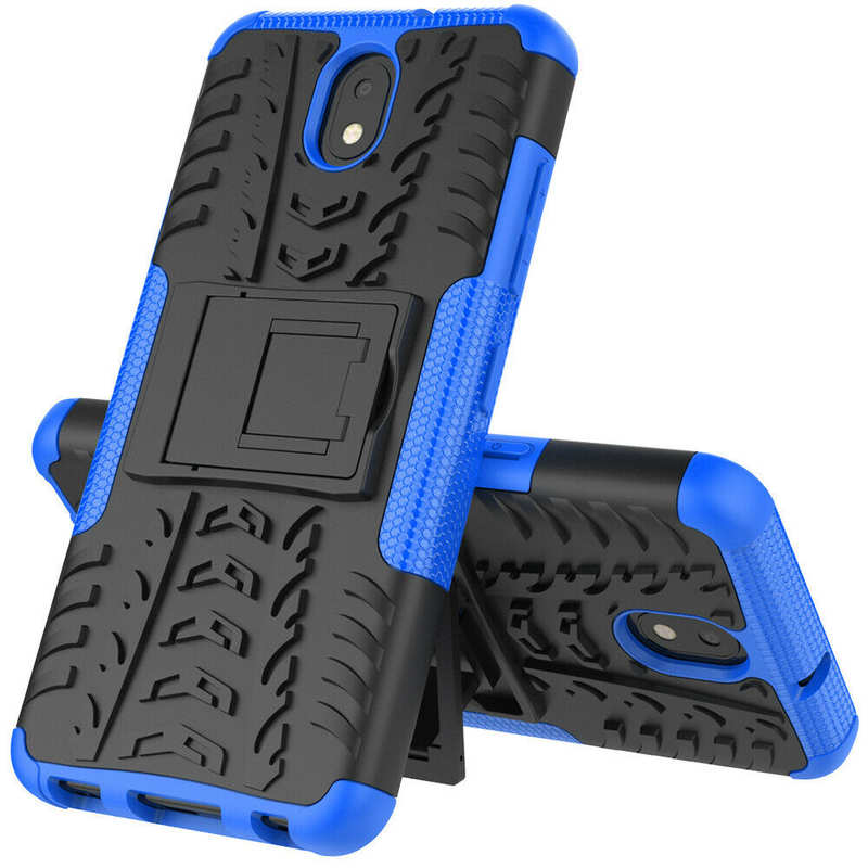 top quality For LG Arena 2 - Case Shockproof Armor Hard Stand Cover