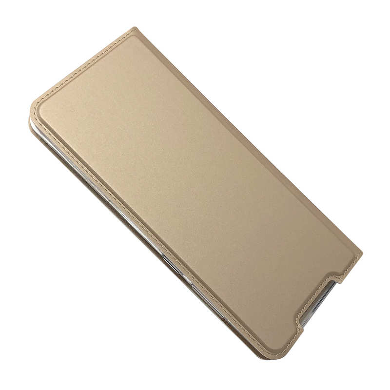 discount For Samsung Galaxy S20 UItra - Case Magnetic Flip Leather Wallet Stand Cover - Gold