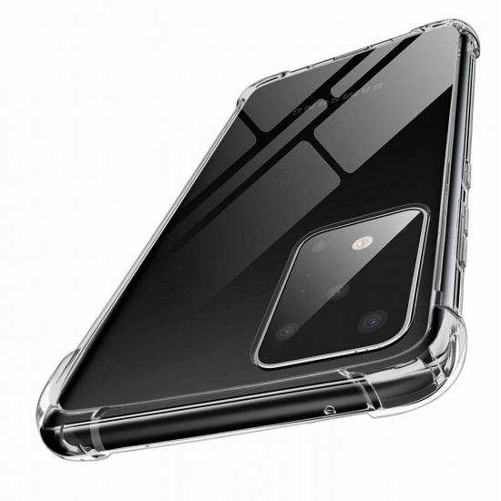 wholesale For Samsung Galaxy S20 Ultra - Case Crystal Clear Lightweight Slim Cover