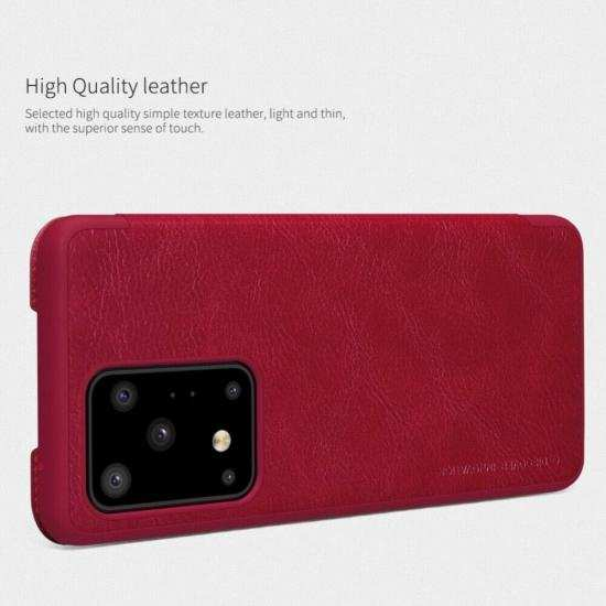 best price NILLKIN Leather Wallet Card Case Cover For Samsung Galaxy S20 Ultra S20+