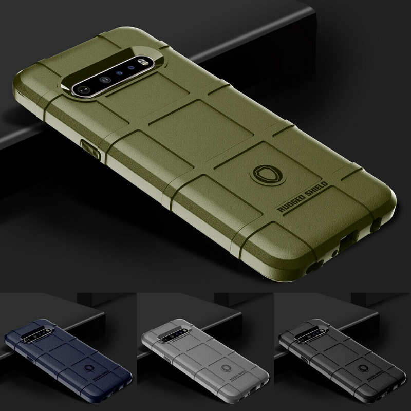 wholesale For LG V60 ThinQ 5G Phone Case Shockproof Full Rugged Shield Soft Armor Cover