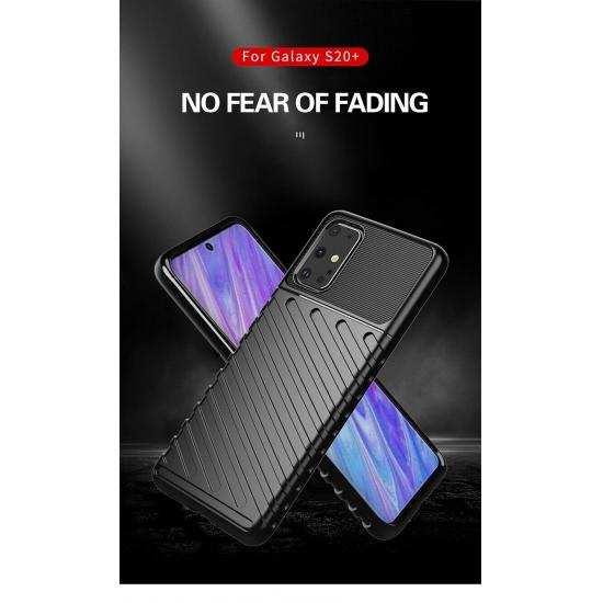 cheap For Samsung Galaxy S20 Ultra/S10/Note 10+ Phone Case TPU Protective Cover