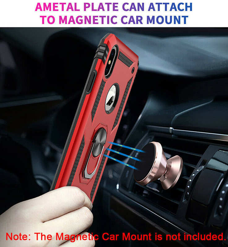 discount For iPhone 12 Pro Max Mini Phone Case Ring Holder Stand Cover
