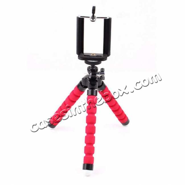 wholesale For Samsung Galaxy A71 5G UW A11 A51 A21 A01 A50 A20 A10e Mobile Phone Stand Tripod Mount Holder