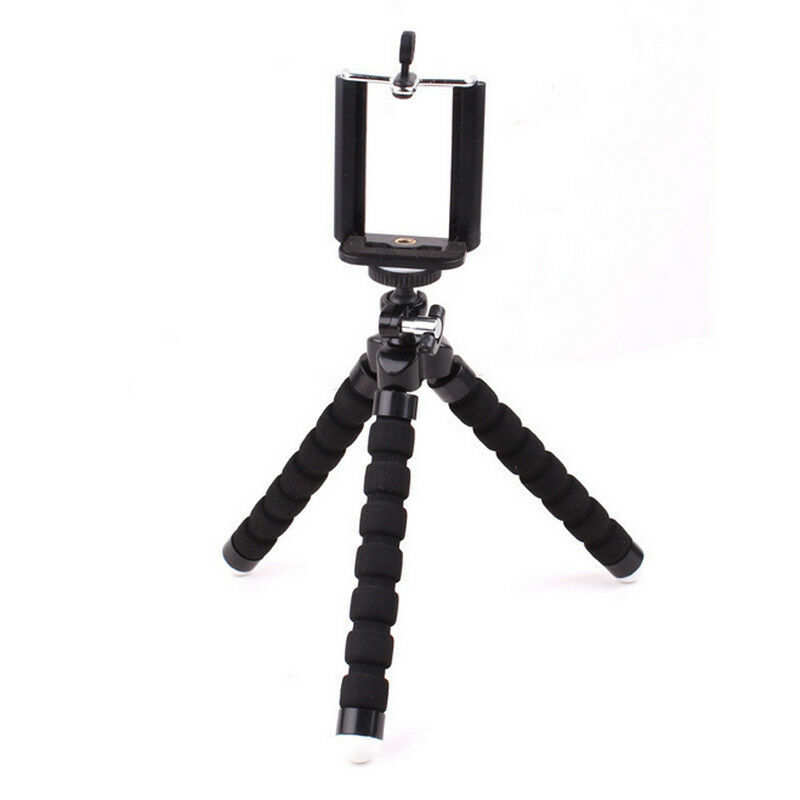 wholesale Universal Mobile phone Stand Tripod Mount Holder for Samsung iPhone