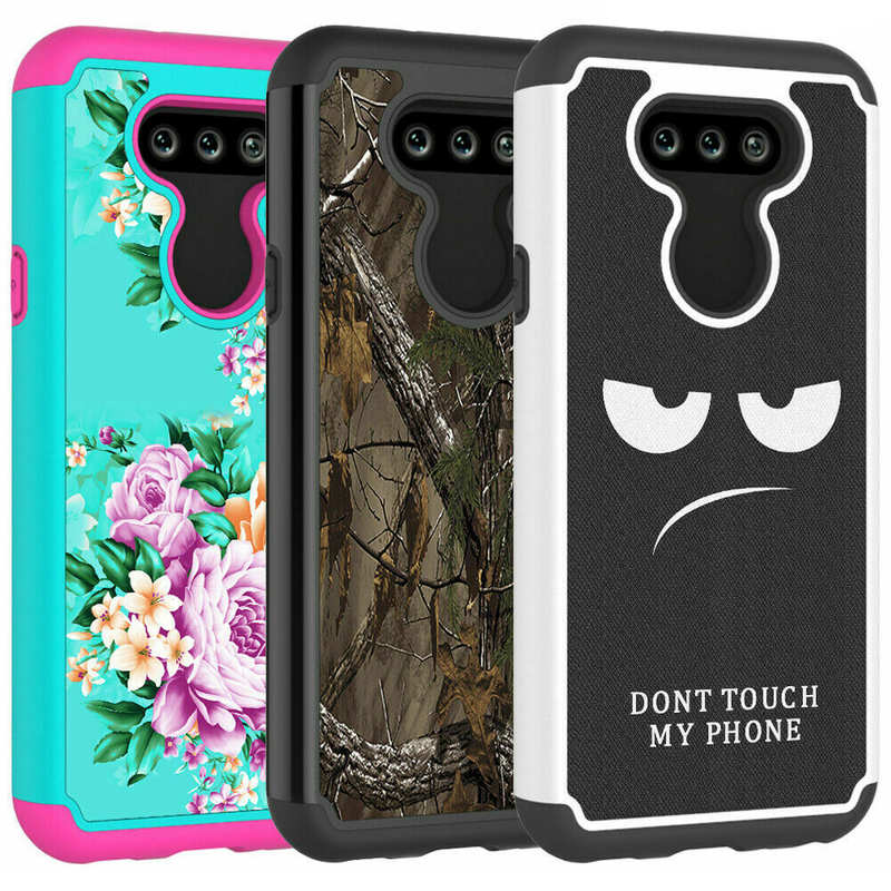wholesale For LG Aristo 5 /  Phoenix 5 / Reflect / K8X / LG K31 Phone Case Shockproof Protective Cover