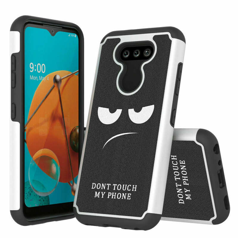 discount For LG Aristo 5 /  Phoenix 5 / Reflect / K8X / LG K31 Phone Case Shockproof Protective Cover
