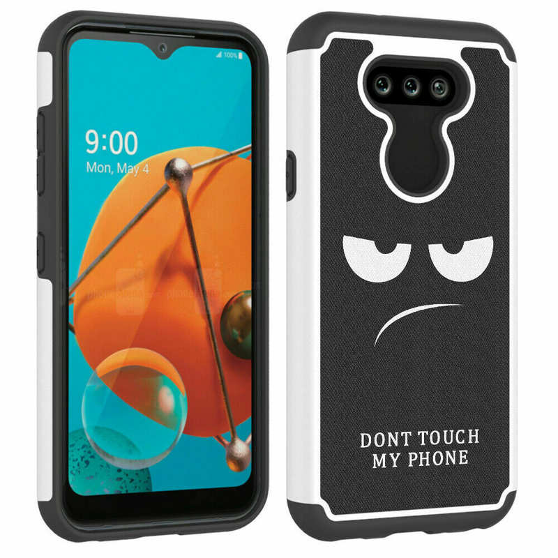 best price For LG Aristo 5 /  Phoenix 5 / Reflect / K8X / LG K31 Phone Case Shockproof Protective Cover